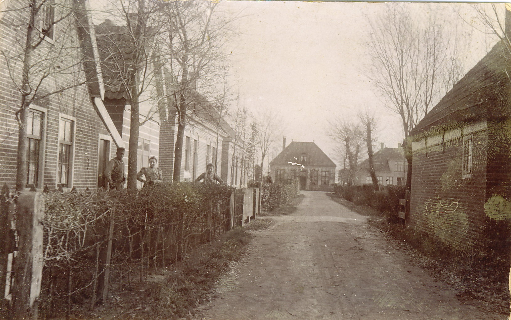 Dilvis rond 1910